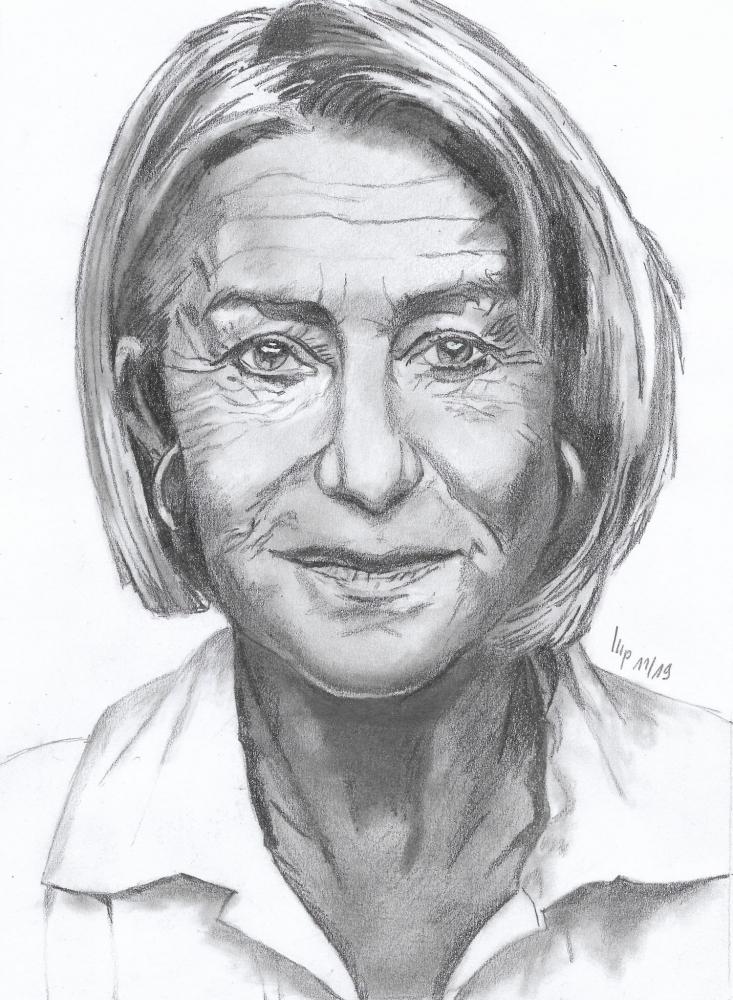Helen Mirren by patrick